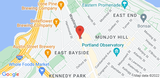 Directions to Portland Pottery Cafe