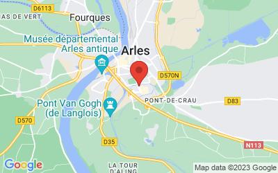 7 Avenue du Maréchal Juin, 13200 Arles, France