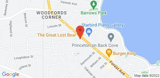 Directions to The Great Lost Bear