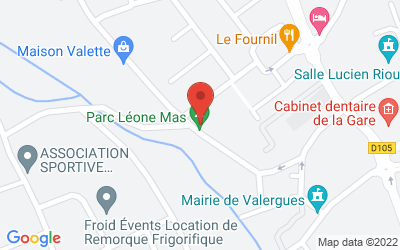 1 Rue Eugène Delacroix, 34130 Valergues, France