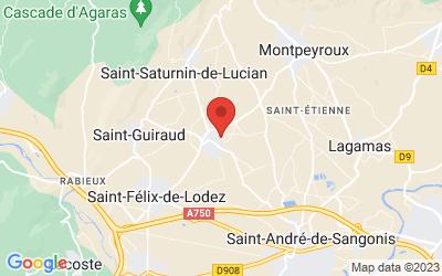 5385F Rue de la Font du Loup, 34725 Jonquières, France