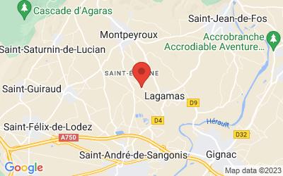 Chemin de Saint-Etienne, 34150 Montpeyroux, France