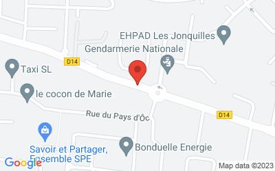Rue de Générac, 30800 Saint-Gilles, France