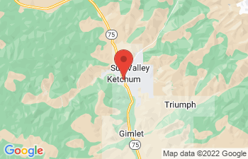 Map of Ketchum