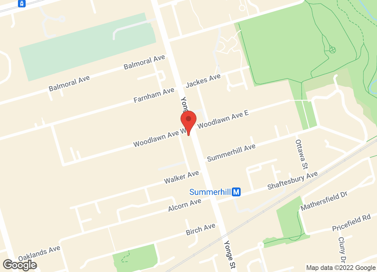Google Map of Rosedale Animal Hospital