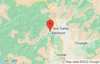 Map of Ketchum