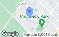 Map of Brampton, ON