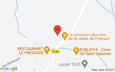 5 Avenue Noël Calmel, 34725 Saint-Saturnin-de-Lucian, France
