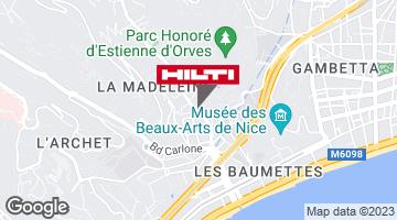 Espace Hilti - La Plateforme du Bâtiment - Nice (bd Madeleine)