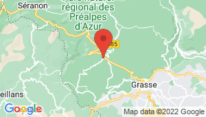 Carte de localisation du centre de contrôle technique SAINT VALLIER