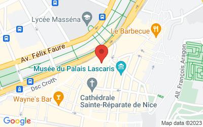 4 Rue du Pont Vieux, 06300 Nice, France