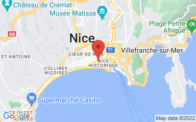 10 Avenue Félix Faure, 06000 Nice, France