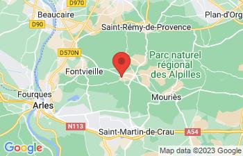 Map of Paradou