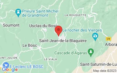 Route de Saint-Privat, 34700 Saint-Jean-de-la-Blaquière, France