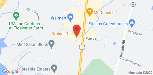 Directions to Orchid Thai Restaurant