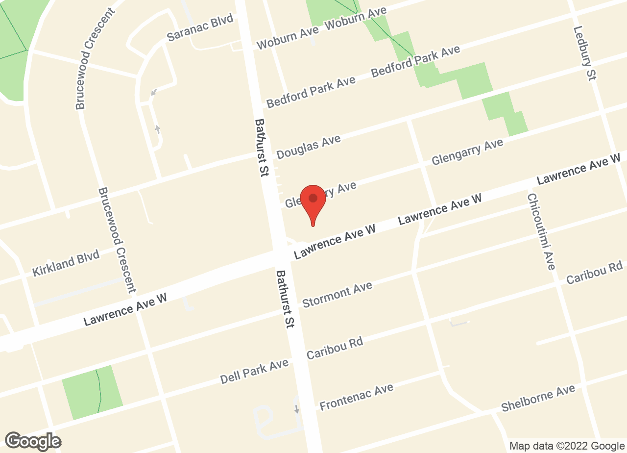 Google Map of Lawrence Veterinary Clinic