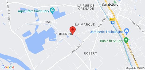 Entrepôts à louer au nord de Toulouse (31)