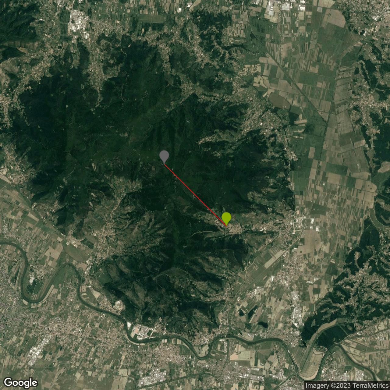 Monte Serra (Buti) Bike Climb - PJAMM Cycling