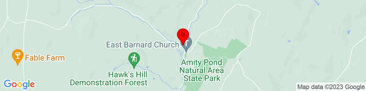Google Map of 43.7459015, -72.5428746
