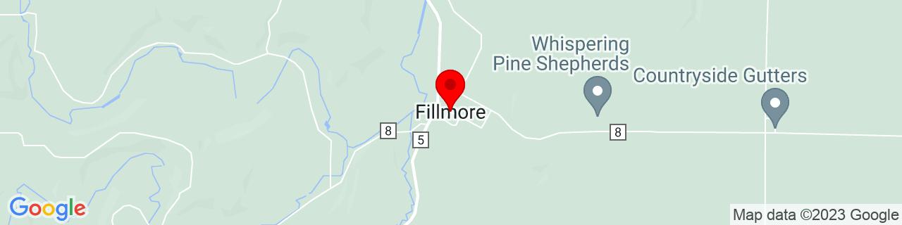 Google Map of 43.7485749, -92.2682204