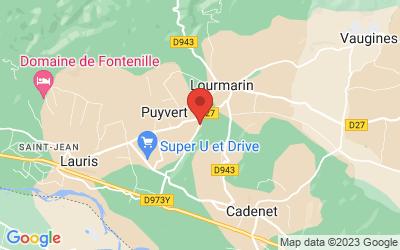 Route Jas De Puyvert, 84160 Lourmarin