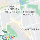 North york office map
