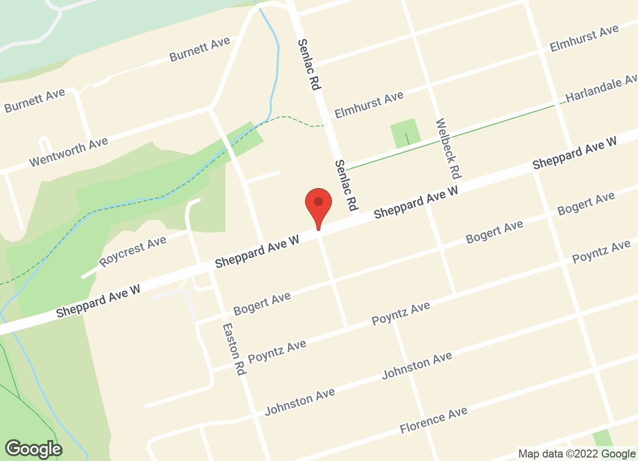Google Map of Willowdale Animal Hospital