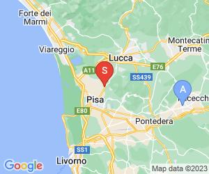 Karte für Piscina comunale