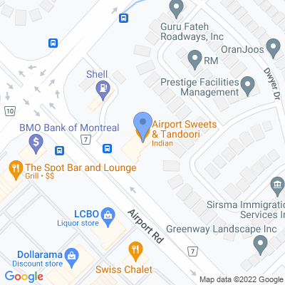 Cash Shop - Airport Rd Map