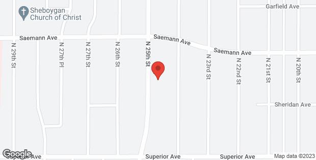 1701 N 25TH Street Sheboygan WI 53081