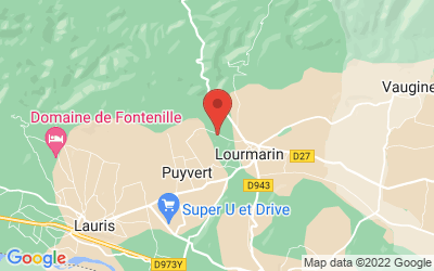 15, Chemin De Pierrouret, 84160 Lourmarin