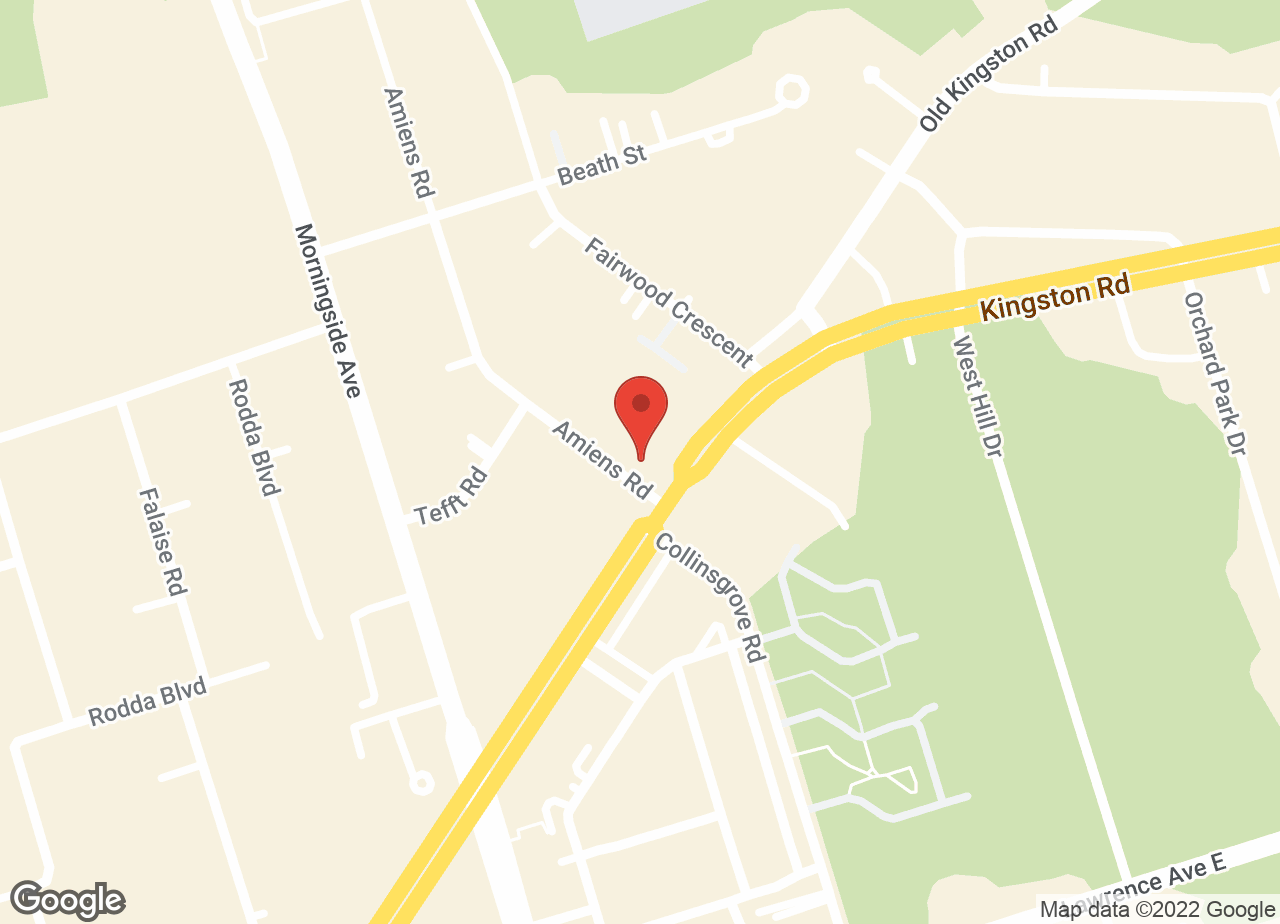 Google Map of Morningside Animal Hospital