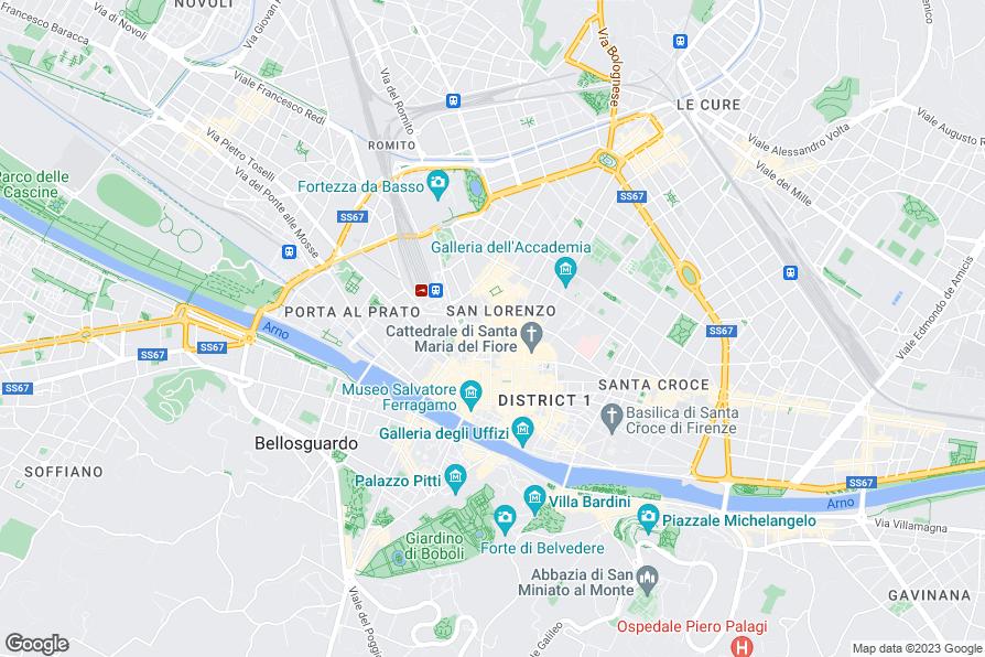 Number Nine Hotel Firenze