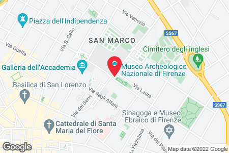Map for 43.776621,11.261475