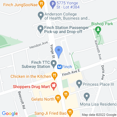 J's Variety & Cleaners Map