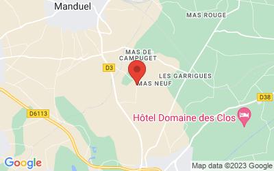 Le Grand Plagnol, 30129 Manduel