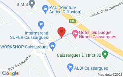 4 Rue de l'Hostellerie, 30132 Caissargues, France