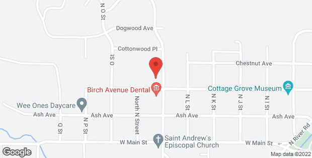 1340 BIRCH AVE Cottage Grove OR 97424