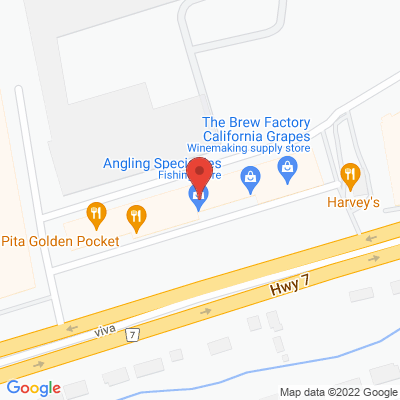 Spanflex Physiotherapy Ltd Static Google Map