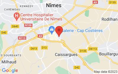 581 rue Michel Debré, 30000 Nîmes