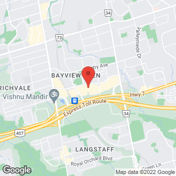 Map of Bed Bath & Beyond at 225 High Tech Road, Richmond Hill, ON L4B0A6