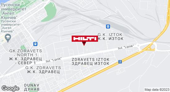 Hilti магазин Варна