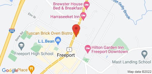 Directions to Tuscan Brick Oven Bistro