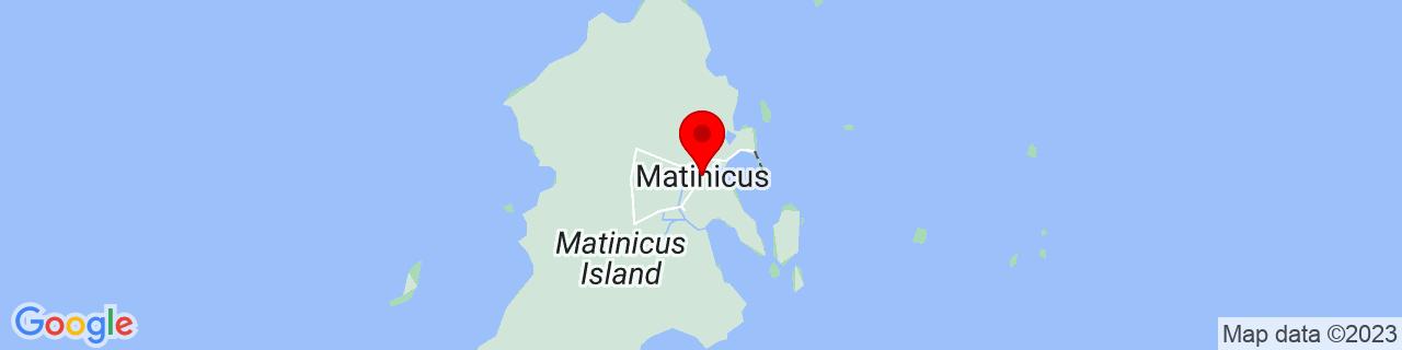 Google Map of 43.8649276, -68.8867705