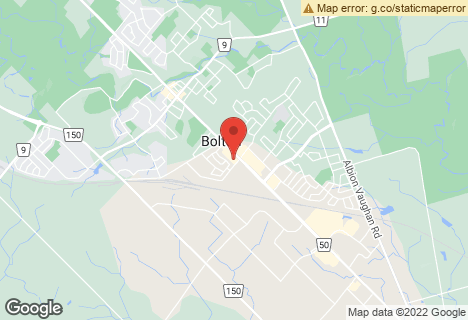 Google map view of store location.