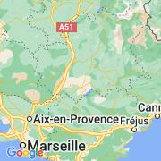 Le thème En Provence... sur notre carte histoire-géo