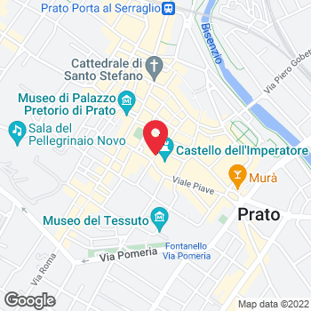 Map for 43.879227,11.097914