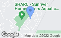 Map of Sunriver, OR