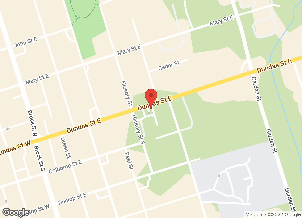 Google Map of MacKay Animal Hospital
