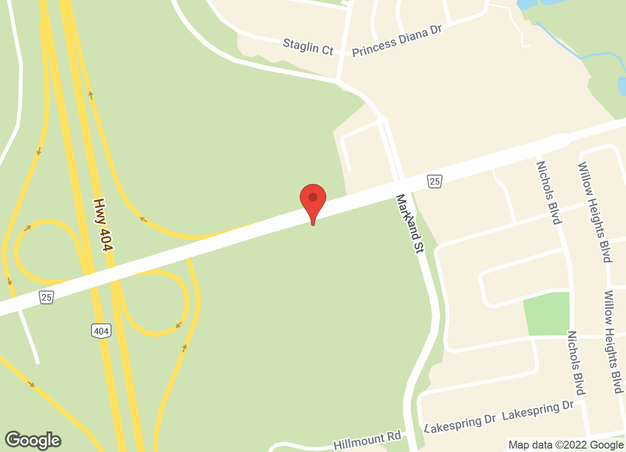 Google Map of Cachet Village Animal Hospital